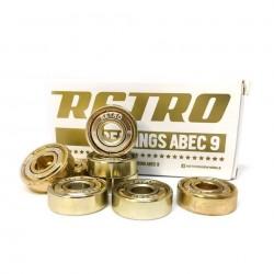 Rodamientos Retro Modelo Gold