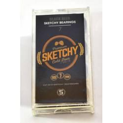 Rodamientos Sketchy Modelo...