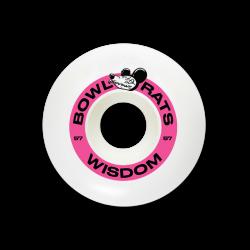 Ruedas Wisdom Skateboards...