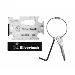 Skate Tool Silver Back...