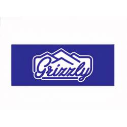 Sticker Grizzly Modelo Old...