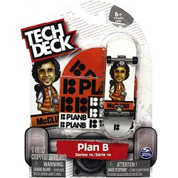 Tech Deck Plan B...