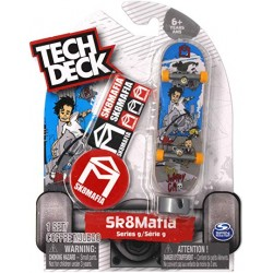 Tech Deck Sk8mafia Modelo...