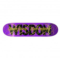 Deck Wisdom Skateboards...