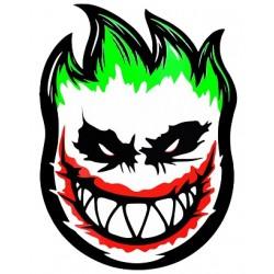 Sticker Spitfire Modelo Joker