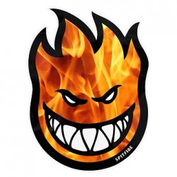 Sticker Spitfire Modelo Fire