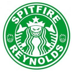Sticker Spitfire Modelo...
