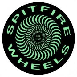 Sticker Spitfire Modelo The...