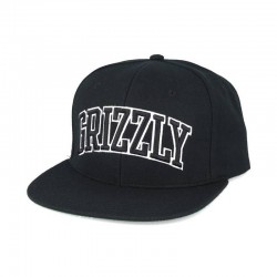 Snapback Grizzly Modelo Top...