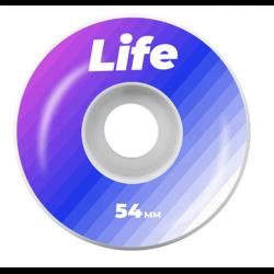 Ruedas Life Modelo Logo Blue