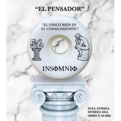 Ruedas Insomnio Modelo El...