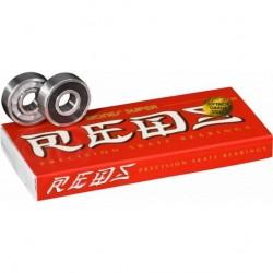 Rodamientos Reds By Bones...
